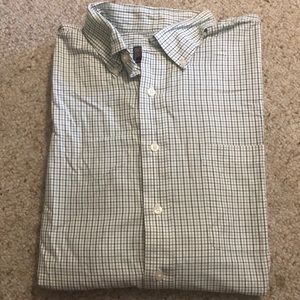 Vineyard Vines Murray Shirt Plaid Button Front